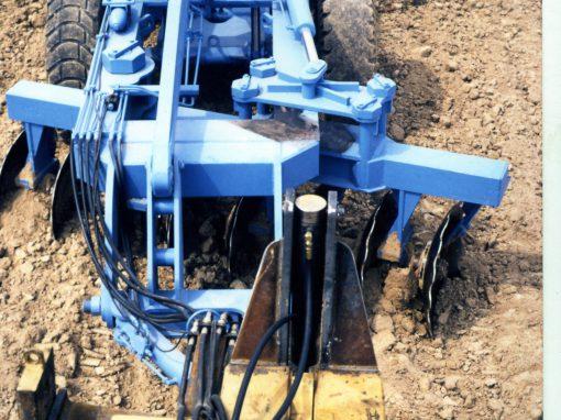 Cower crop routier