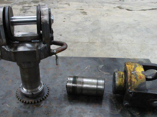 Moyeu rotator