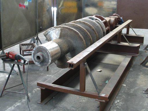 Rotor vis